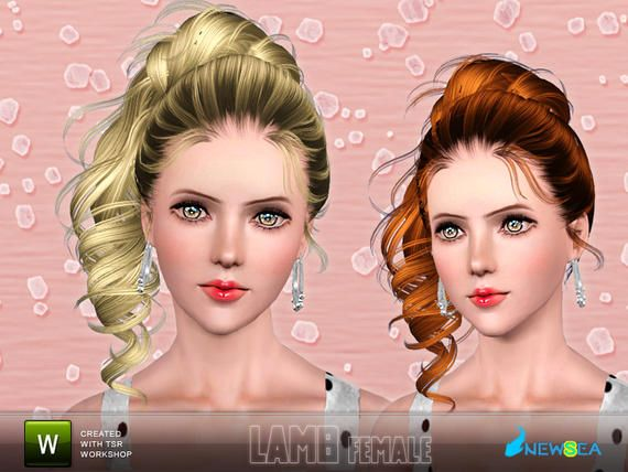 Newsea Lamb Female Hairstyle Womens Hairstyles Hair Pack Hairstyle