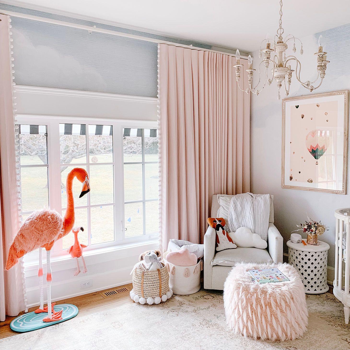 Home Tour Series: Annie's Dreamy Nursery