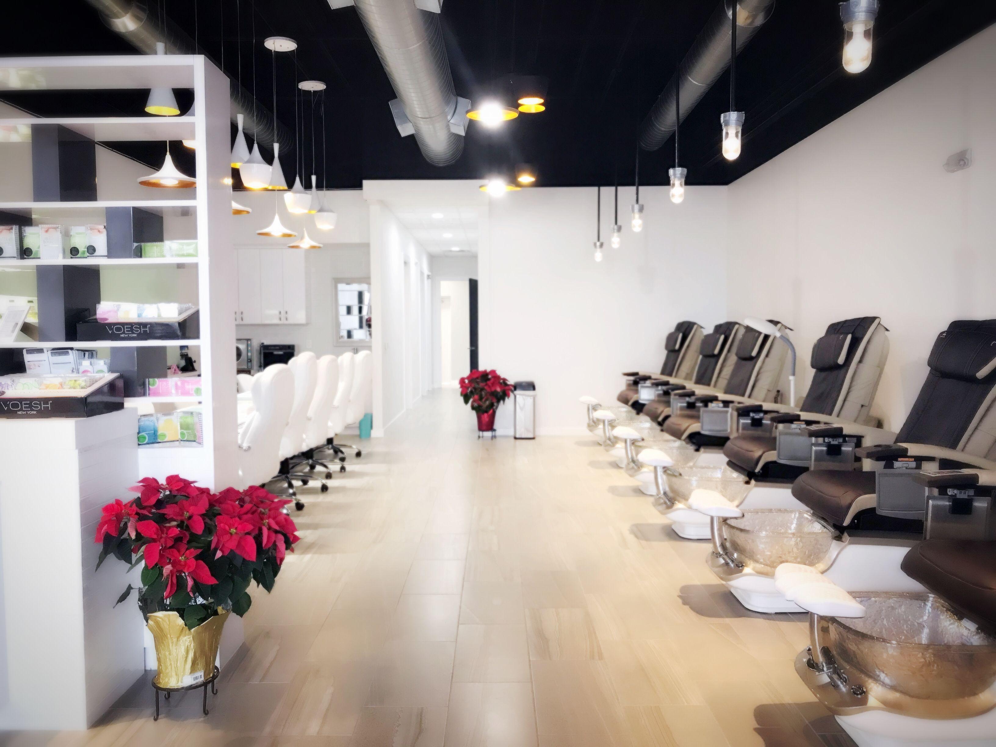 7 best My Beautiful Salon - Lavish Nails Lounge images on Pinterest ...