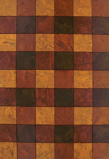 Patterned Cork Flooring From Globus Cork I Really Like The
