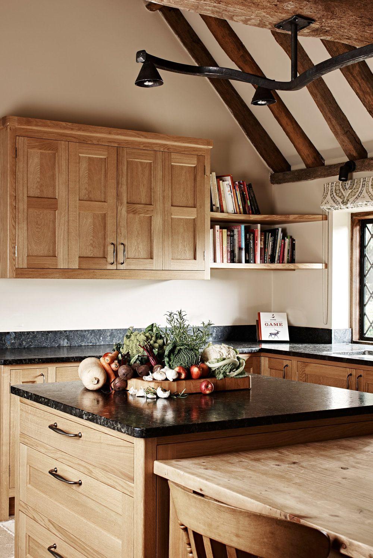 Oak, Old and New — Figura Bespoke Kitchens Property