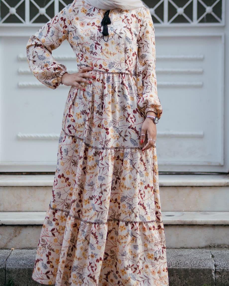 Moda Lolva On Instagram ننزل بقاا بكولكشن بعد العيد دريس فلوووري علشان الصيف بيحب الالوان Maxi Dress Dresses With Sleeves Long Sleeve Dress