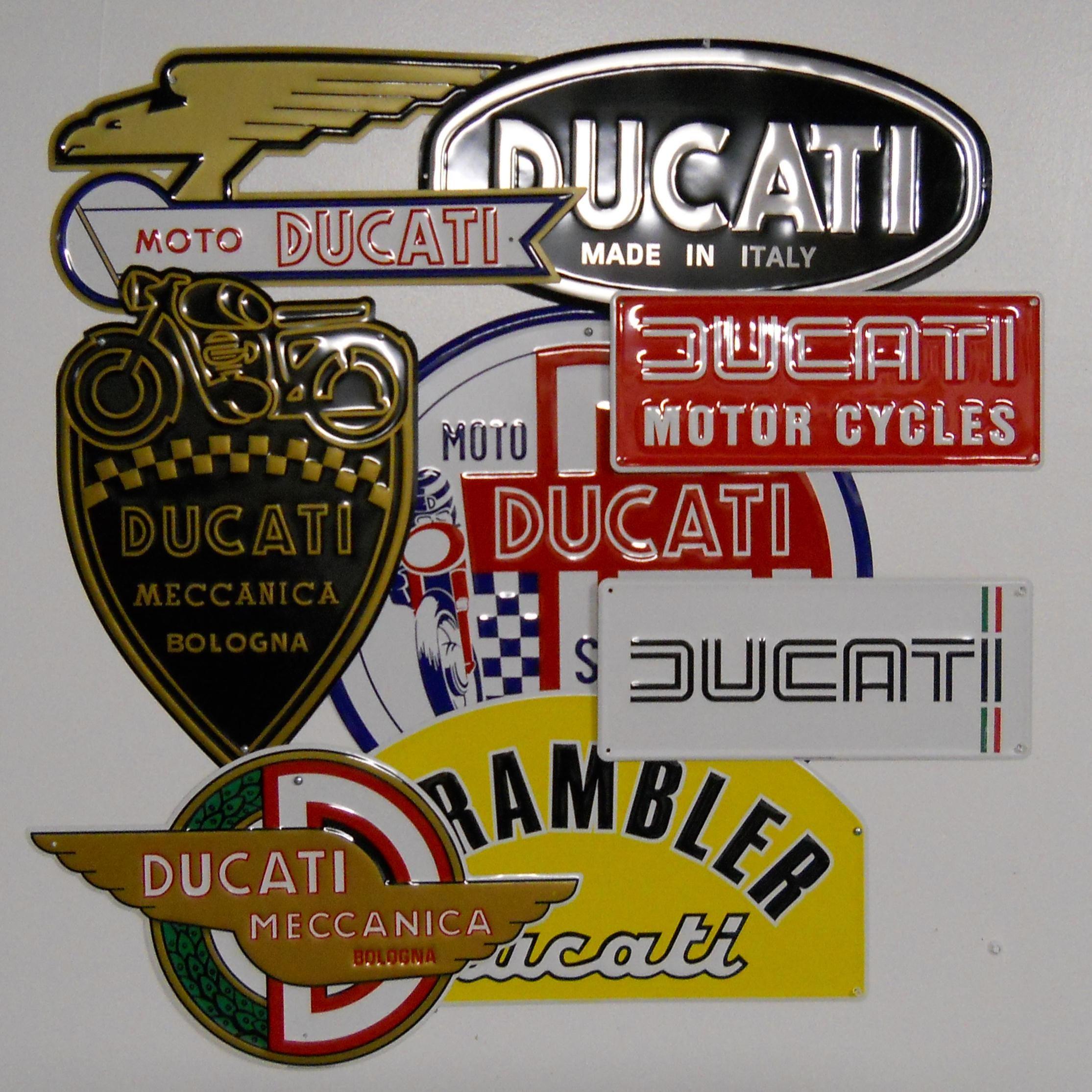 Ducati Signs Motorcycle Signs Ducati Motorcycles Ducati