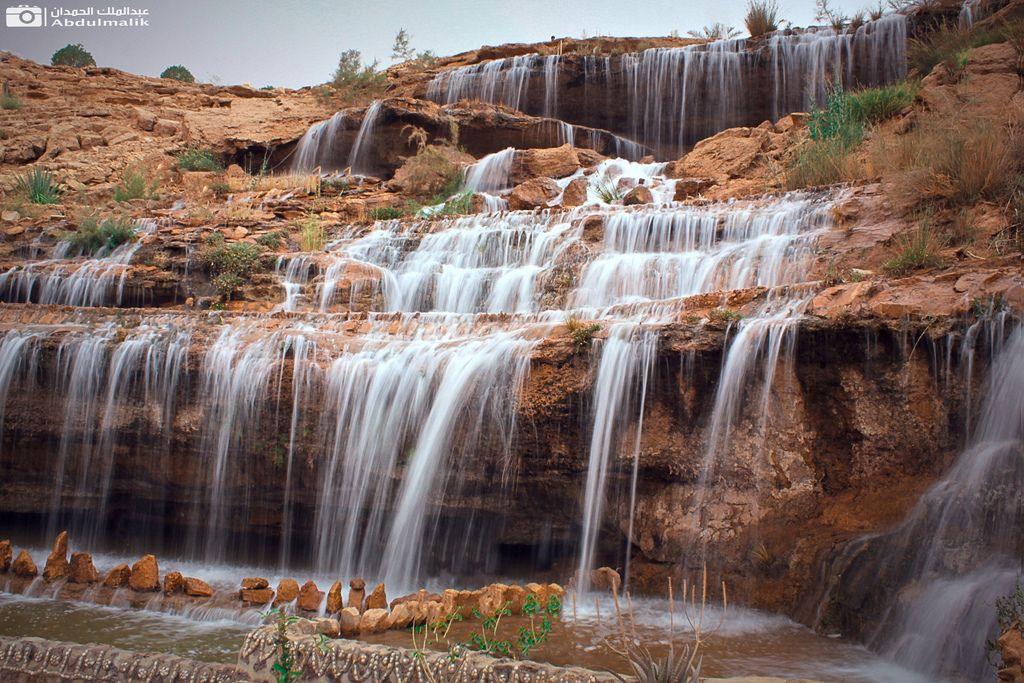 Waterfall شـــــــلال Waterfall Outdoor Water
