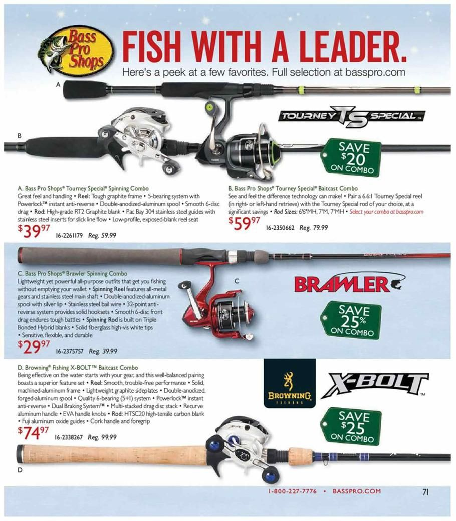 Bass Pro Shops Christmas Sale 2018 Ads And Deals Browse The Bass Pro Shops Christmas Sale 2018 Ad Scan And The Complete Prod Bass Pro Shops Christmas Sale Bass
