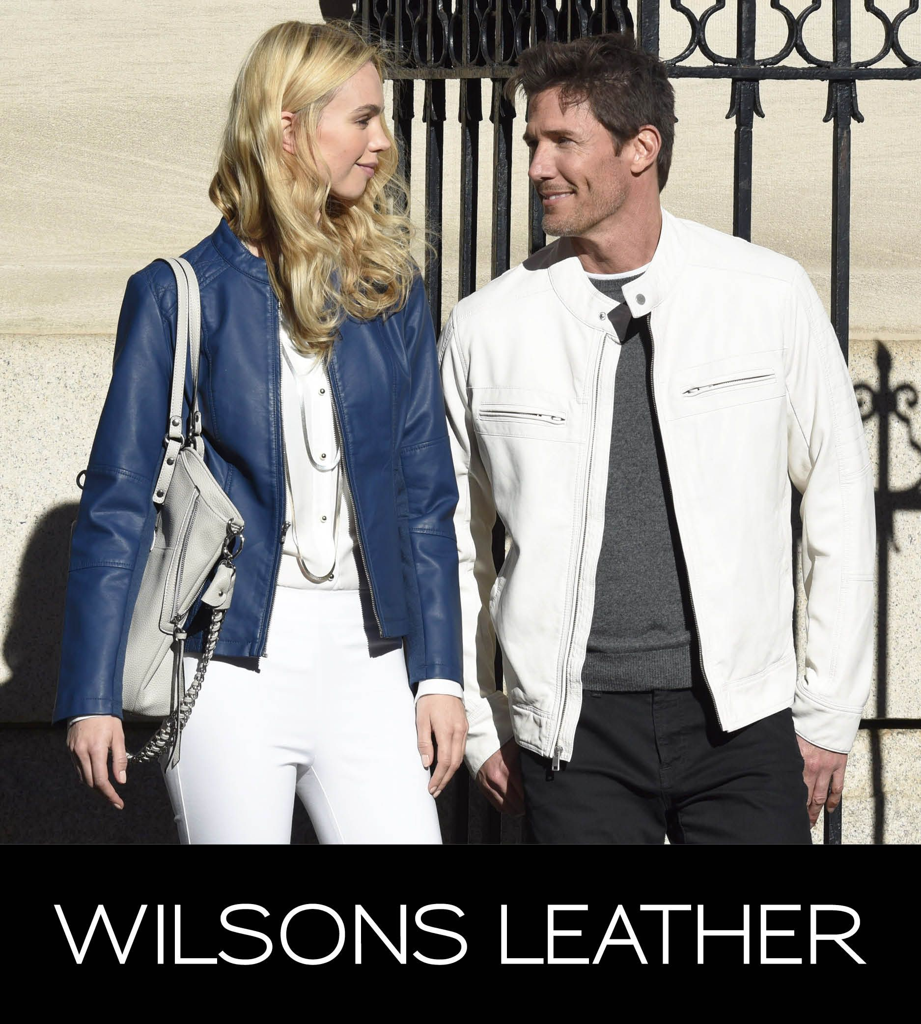 Wilsons Leather Easter Weekend Sale! Extra 50 Off Valid