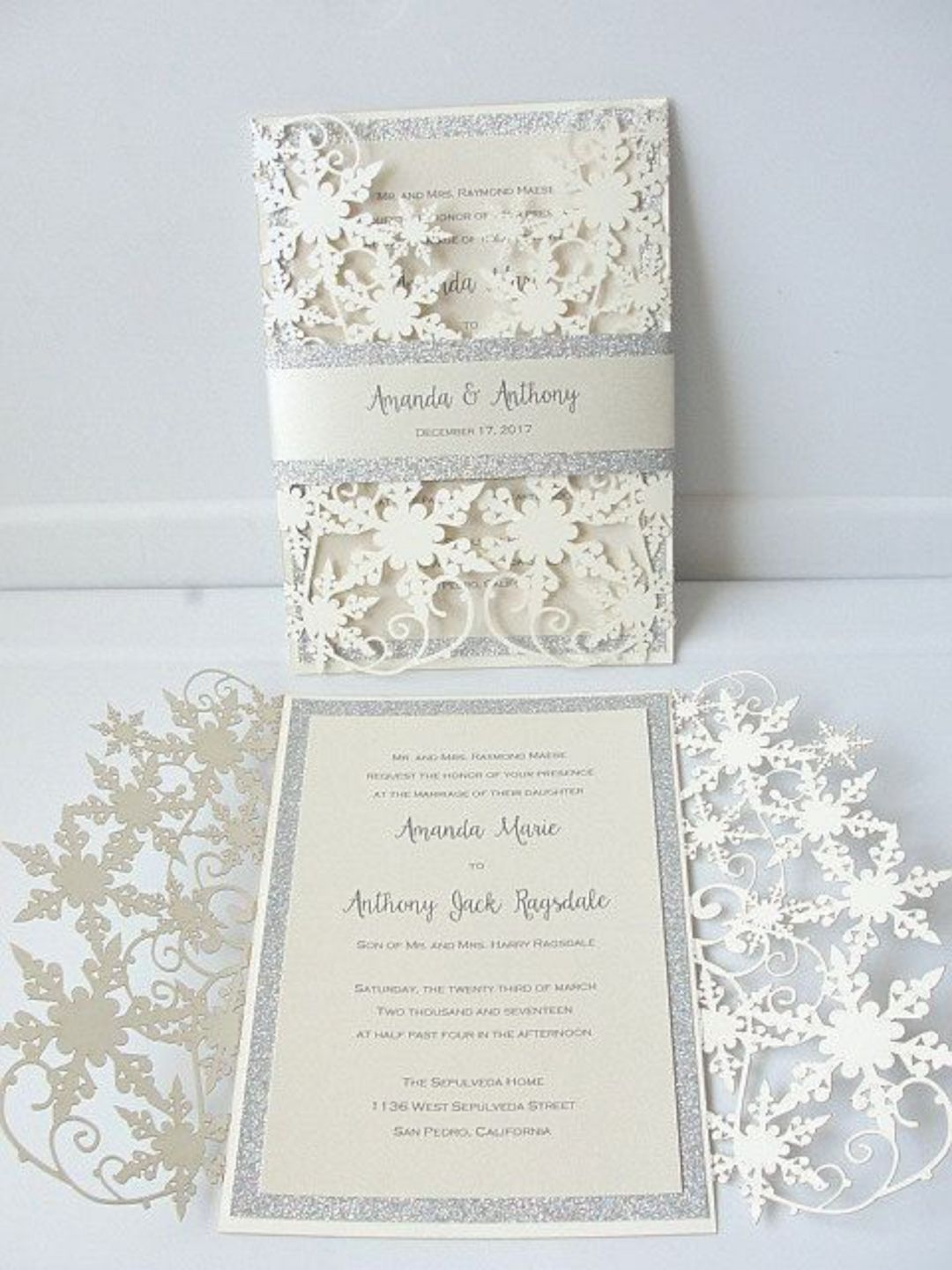 16 Beautiful Wedding Invitation Ideas | Nice designs
