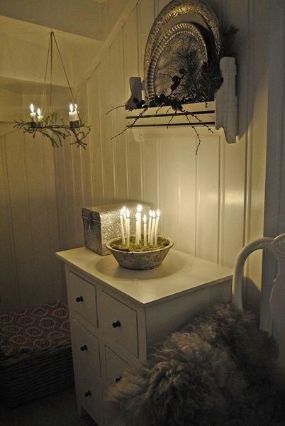 Candles. Vivibeke Design