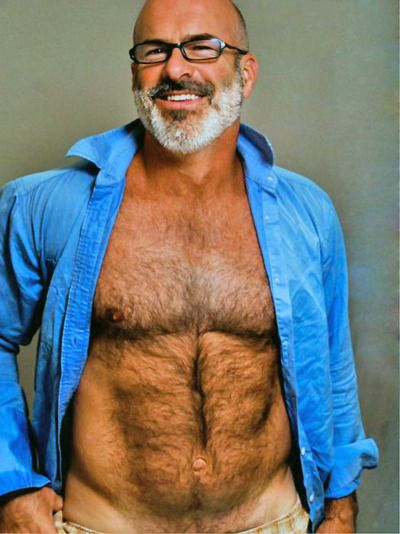 Woooof Silver Daddy Yummy I Think It May Be Wrong To Like This