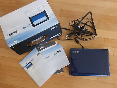 acer aspire one zg5 8 9 notebook laptop with charger and manual rh pinterest com au acer aspire one zg5 service manual acer aspire one zg5 repair manual