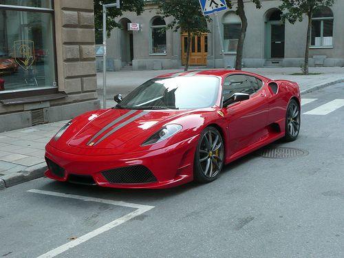 430 Scuderia Ferrari Scuderia Ferrari F430 Sports Cars