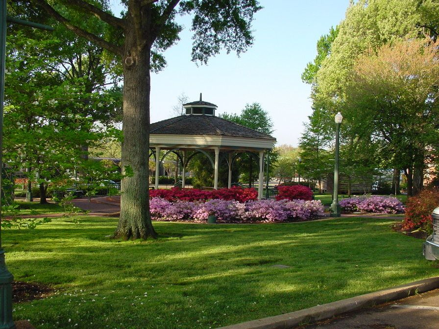 collierville tennessee spent many hours on the town