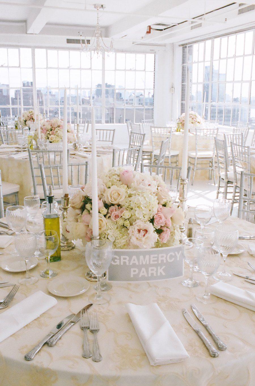 Contemporary Loft-Style New York Wedding at Studio 450 ...