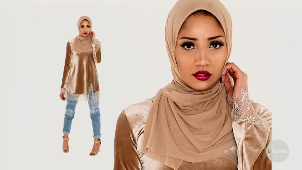 Muslim Woman From Utah Makes Splash On Project Runway Fashion Competition Project Runway Muslim Women