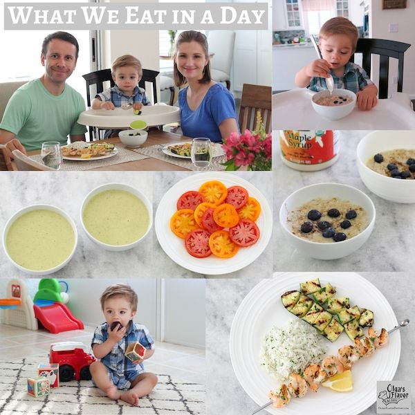 WHAT WE EAT IN A DAY 💞 Mom, Kids, Toddler & Baby Meal