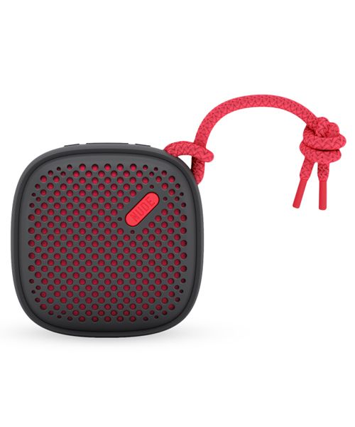 Nude Audio Move S Bluetooth Speaker - Coral