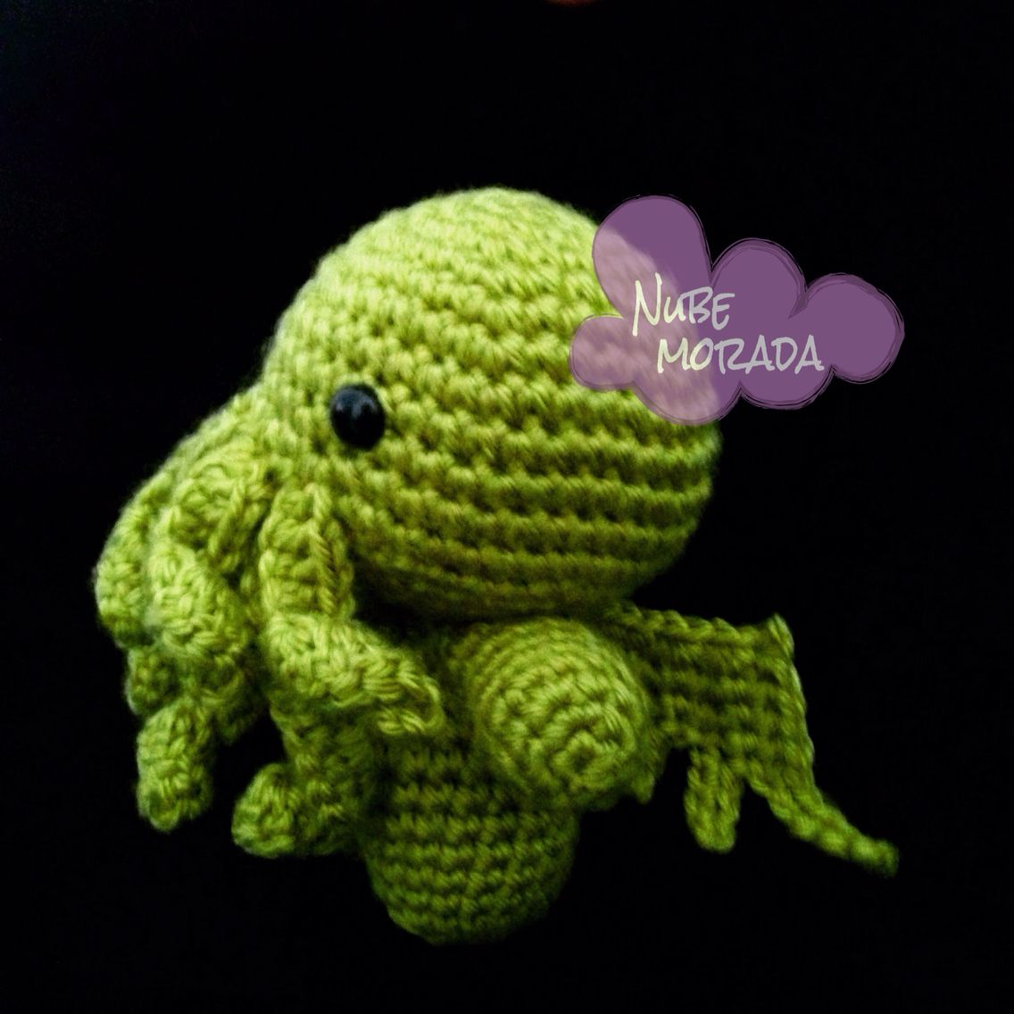Baby cthulhu crochet doll pattern by ruralrebellion amigurumi baby cthulhu crochet doll pattern by ruralrebellion bankloansurffo Choice Image