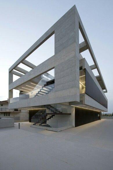 Ragusa architettura d 39 interni pinterest architektur for Architettura ville moderne