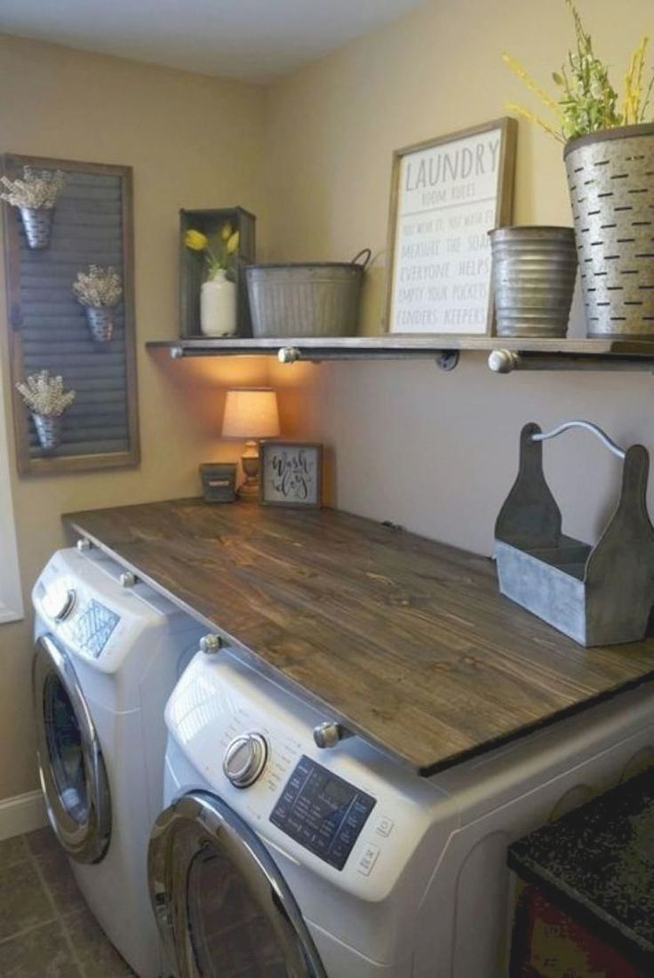 40 Simple Diy Home Decor Ideas Laundry Room Diy Laundry Room