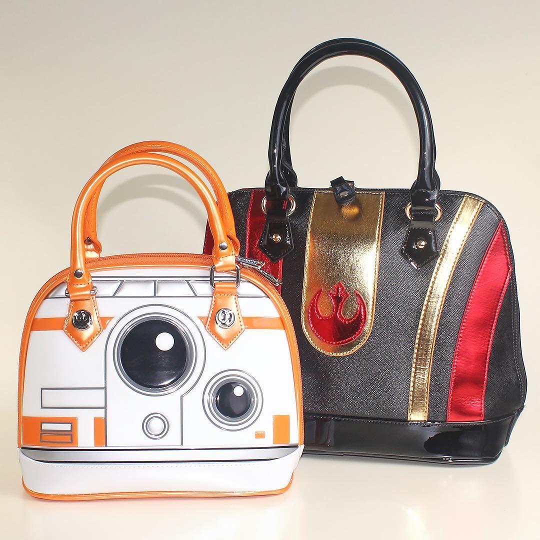 Loungefly Star Wars BB-8 Mini Dome Bag