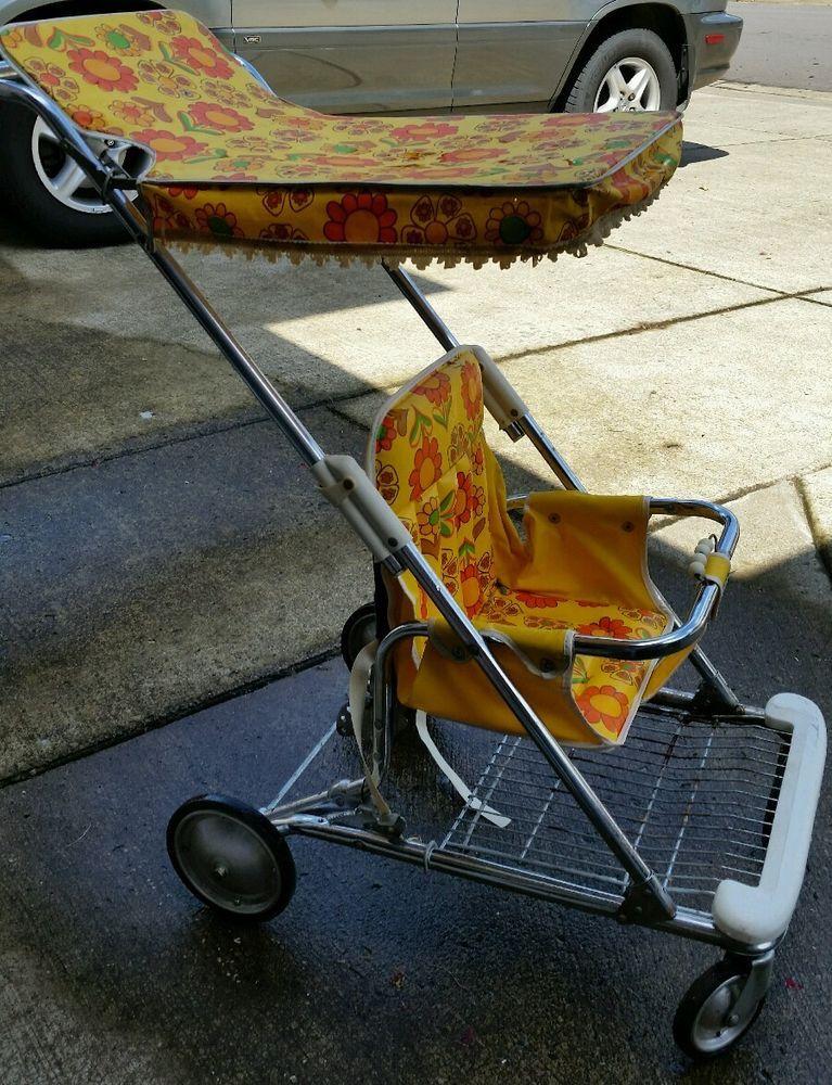 Pin on Vintage & Retro Baby Strollers / Karen Lee Anderson