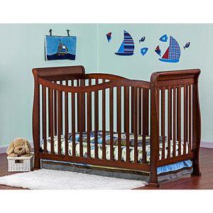 Dream On Me Violet 7 In 1 Convertible Crib Espresso Walmart Com Cribs Kids Bedroom Decor Bed Frame Mattress