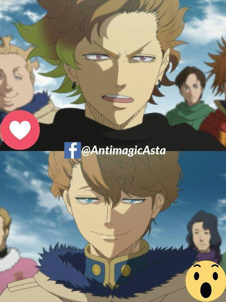 Pin by emma olearnick on black clover black clover anime