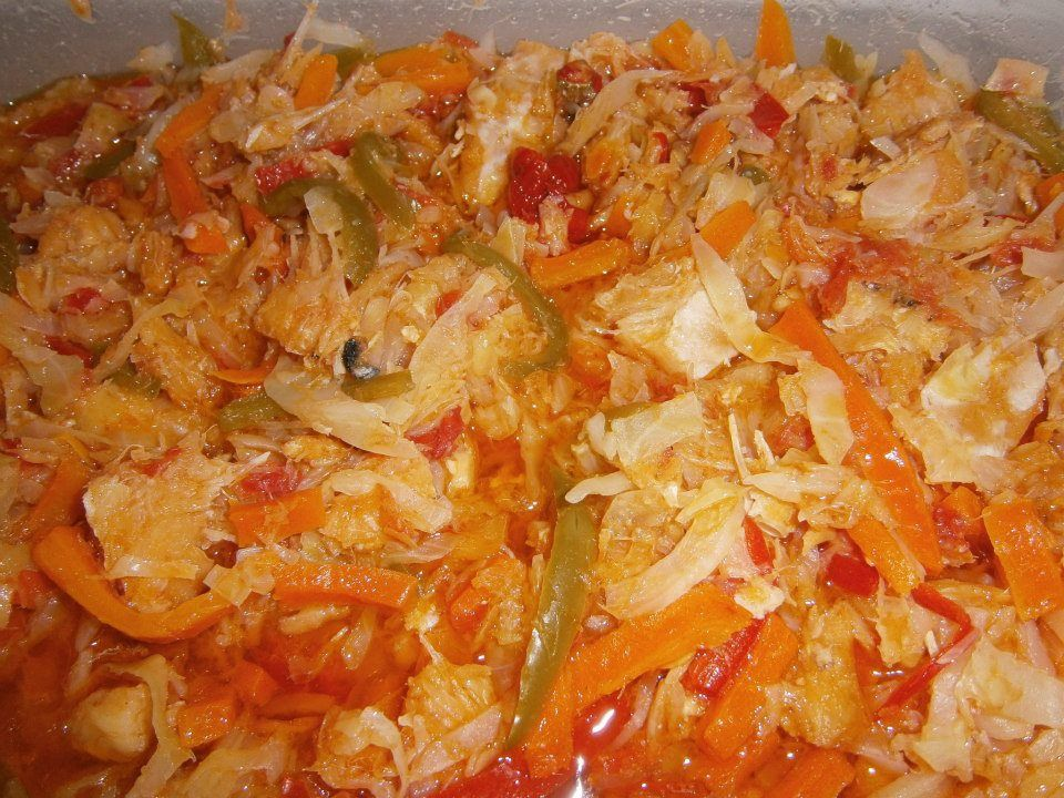 Aubergines aux crevettes recette du gabon la bonne cuisine mes envies pinterest - Cuisine africaine facile ...