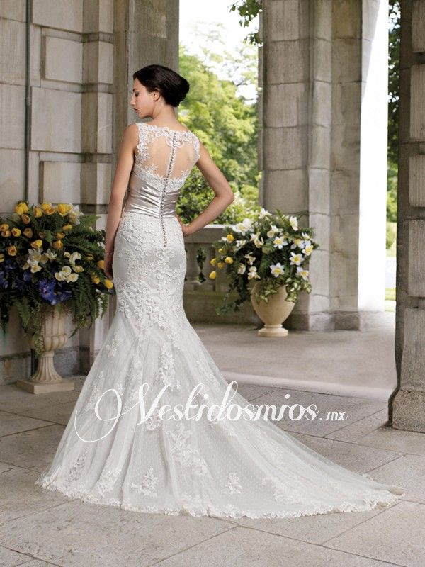 corte sirena vestidos de novia - Buscar con Google | VESTIDOS DE ...