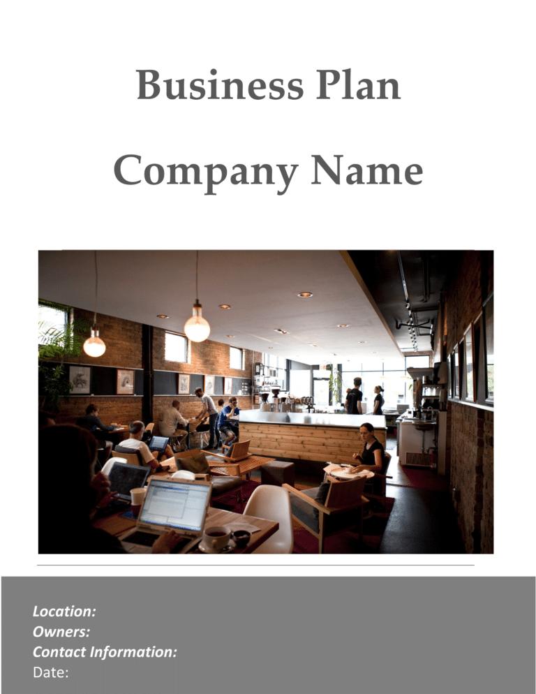 Business plan family caffe esl best essay editing website online