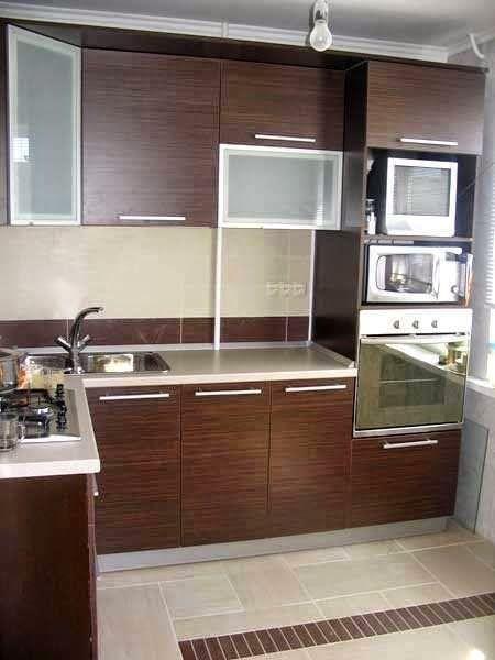 10 Small kitchen ideas, designs, furniture and solutions cornices - nobilia küchenfronten farben