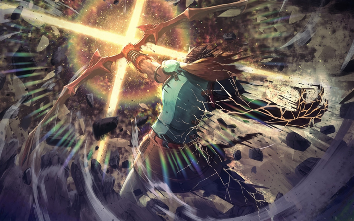 Download wallpapers Arash, Fate Series, Fate Grand Order