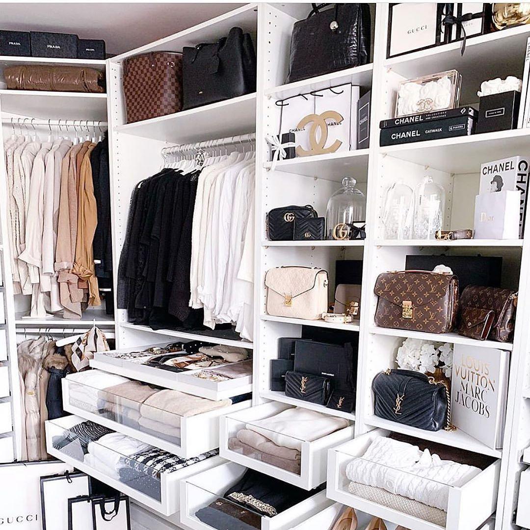 Les Meilleures Idees Pour Organiser Ses Vetements Et Chaussures Et