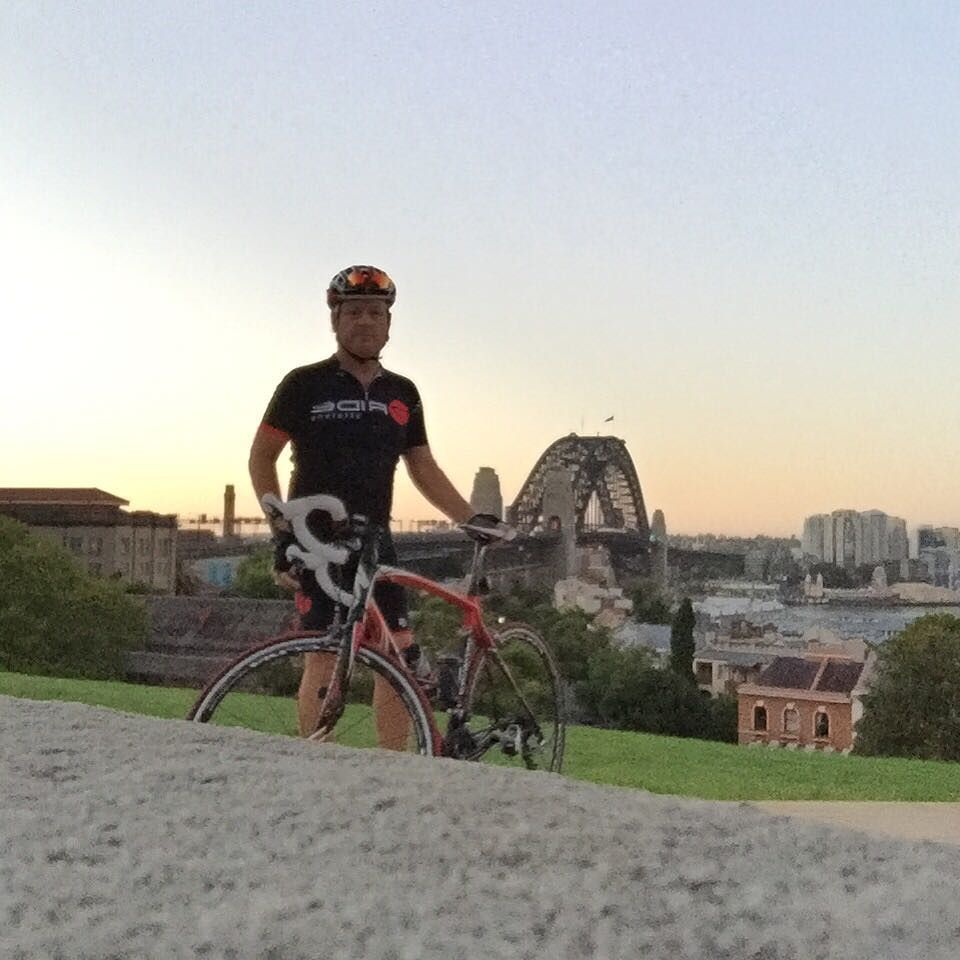 Early morning ride into the city is such an eye opener refresher  very few people and traffic around  and fantastic buildings landmarks almost to yourself #getoutthere #ride #sydney #specialized #sydneyharbour #sydneyharbourbridge by wsmith111 http://ift.tt/1NRMbNv