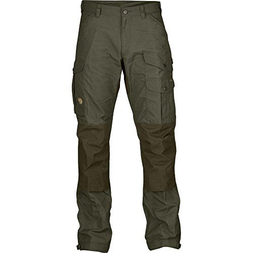 Fjallraven Vidda Pro Trousers Mens Tarmac Dark Olive 50 EU