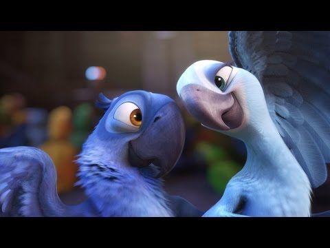 Rio 1 - Filme Completo HD - Dublado
