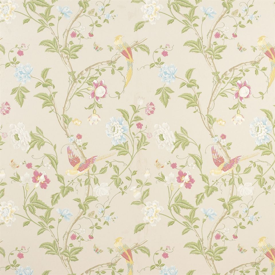 All Laura Ashley wallpaper 15 off this month, including