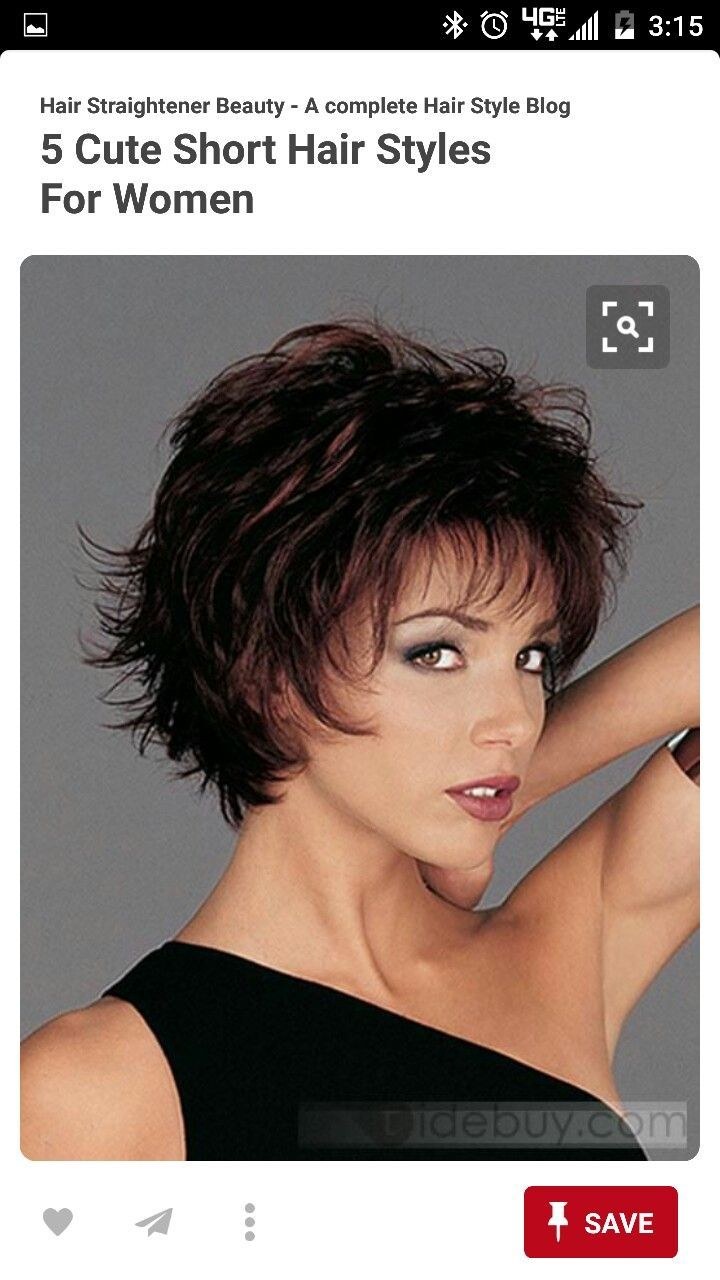 Image result for plus size short hairstyles for women over