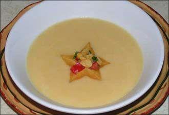 خطوات اعداد شوربه الدجاج بالكريمه مقادير تحضير شوربه الدجاج بالكريمه Cream Of Corn Soup Sweet Corn Soup Corn Soup