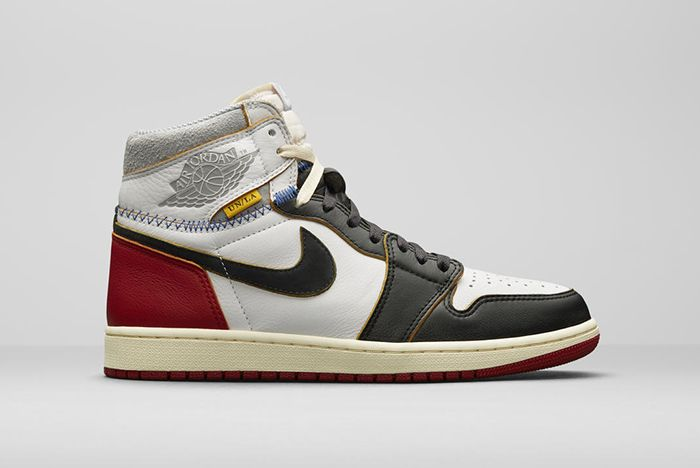 Union X Air Jordan 1 Colab Officially Revealed The Vault
