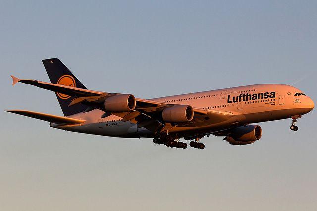 Airbus A380-841 Lufthansa D-AIMJ (FRA) | Yohann CASSE | Flickr