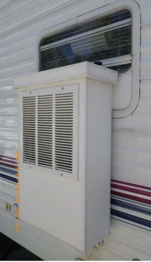 Diy Rv Evaporative Cooler Iambus Diy Swamp Cooler Diy