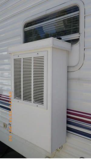 Diy Rv Evaporative Cooler Iambus Pinterest