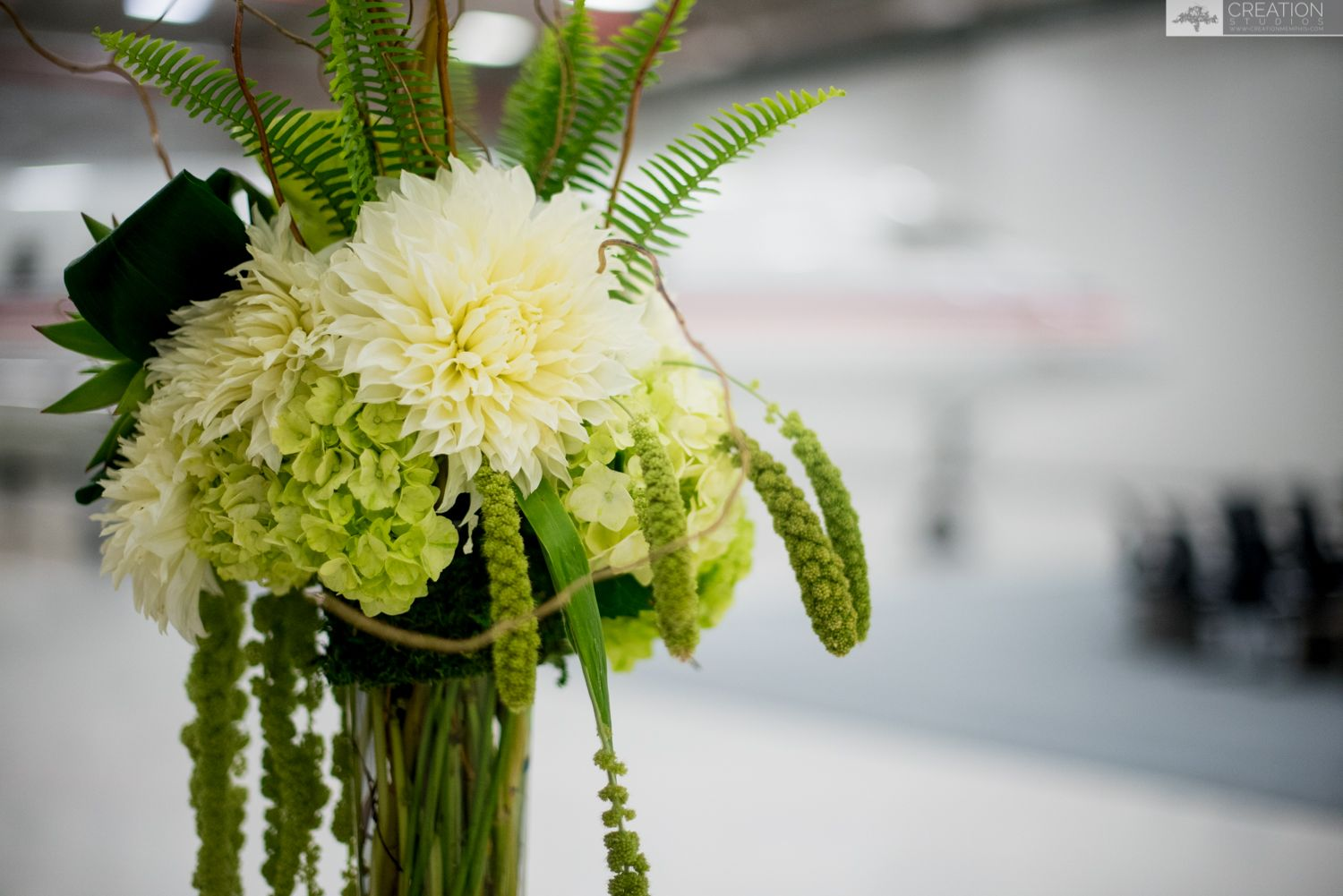 Floral by Holliday Flowers and Events