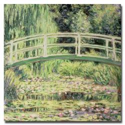 "Monet's ""White Nenuphars"""
