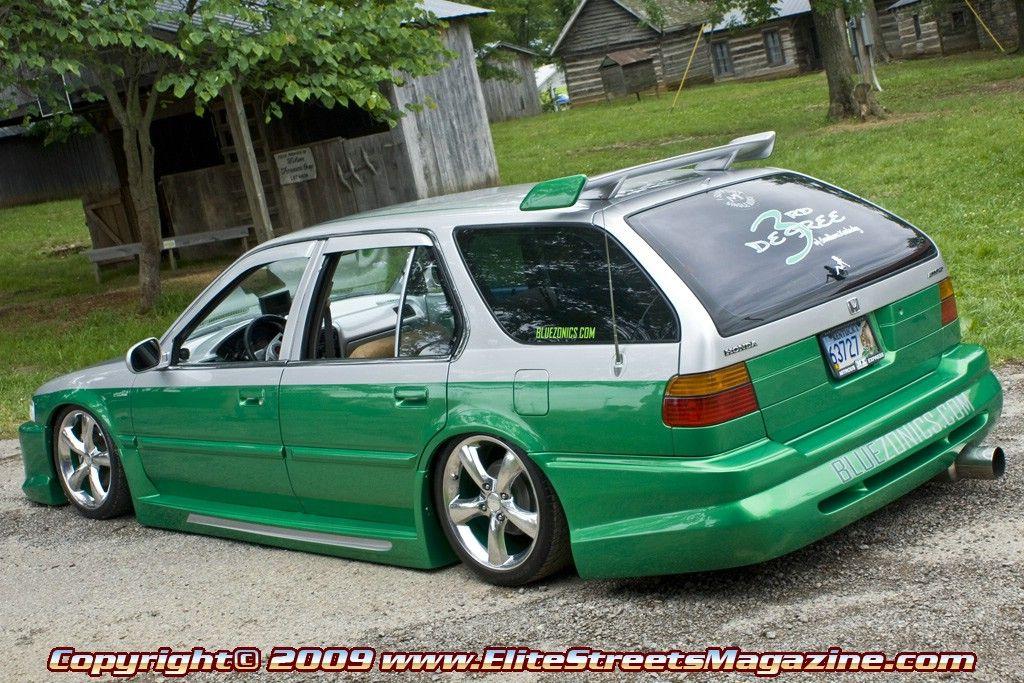 1991 Honda Accord Wagon - Used 1991 Honda Accord Features & Specs ...