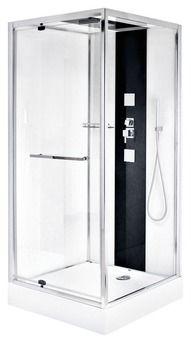 cabine de douche 90 x 90 cm moretti pinterest magasin de bricolage cabine de douche et d p t. Black Bedroom Furniture Sets. Home Design Ideas