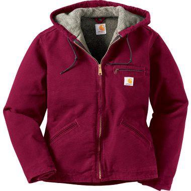 Carhartt® Women's Sandstone Sierra Jacket