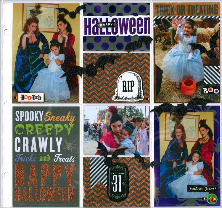 Halloween Scrapbooking  Craft Items at Michaels Michaels craft - halloween michaels