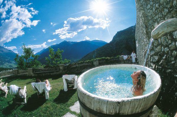 Stelvio National Park - The Grand Hotel Bagni Nuovi http ...